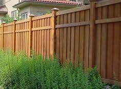 Backyard Fence Styles by Look For Backyard Fence Ideas For A Privacy Fence U2013 Decorifusta