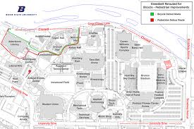 Colorado State University Campus Map by Greenbelt Rerouted Cesar Chavez Lane Closed Update