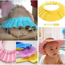 baby shower hat baby shower cap visor mothercare children bath shield