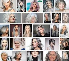 images of grey hair in transisition holliday s inner workings life and things
