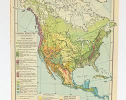 american map usa america map etsy
