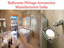 Modern Bathroom Fittings Fittings Accessories Manufacturers Company In India