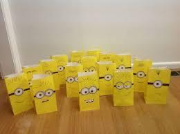 minion gift bags minion gift bags trend bags