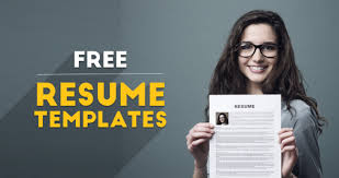 top 10 resume templates that work like a charm