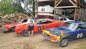 What Was The Starsky And Hutch Car Earl Weidner Of Lake Twp Brings Joy To People Who See His Dukes