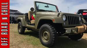 jeep concept 2017 jeep wrangler salute concept jeep celebrates 75 years with the