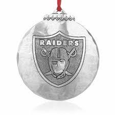 oakland raiders ornament wendell august regarding raiders