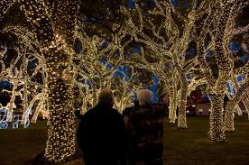 Christmas Lights Texas Go Light Seeing Texas Highways