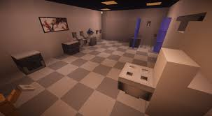 Salles De Bain Modernes by Tutoriel Salle De Bain Moderne Sur Minecraft Youtube