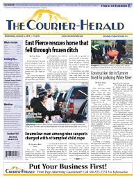 Wild Fire Enumclaw by Enumclaw Courier Herald January 06 2016 By Sound Publishing Issuu