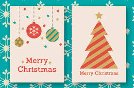 free vintage christmas card corel discovery center