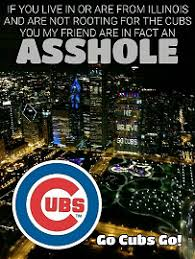 Chicago Cubs Memes - cubs fans and rivals need to learn how to co exist