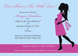 sample baby shower invitations marialonghi com