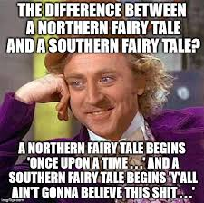 Southern Memes - north v south imgflip