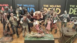 halloween figurine happy halloween the walking dead zombie action figure collection