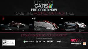 Cars Release Au New Releases Project Cars Swerves Onto The Ps4 Xbox One And