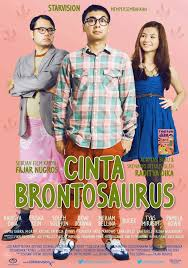 film layar lebar raditya dika film cinta brontosaurus dominasi layar cinema 21 movie news