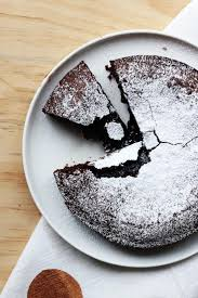 swedish mocha cake the sugar hit eat drink pinterest