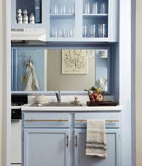 Kitchen Mirror Backsplash Put Corkboard On Your Fridge Best Kitchen Diys Popsugar Home