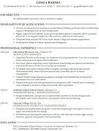 Undergraduate Student Resume Sample by Sample Resume For University Students Gallery Creawizard Com