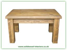 Pine Coffee Tables Uk Solid Wood Interiors Pine Coffee Table Large Coffee