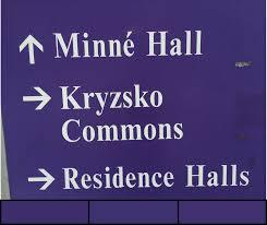 shades of purples the mystery behind winona state university u0027purple u0027