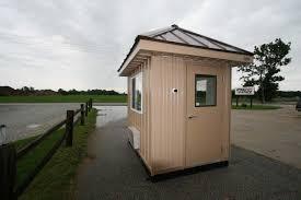 guard shacks booths u0026 security houses kabtech corp