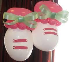 Balloon Centerpiece Ideas Baby Shower Balloon Decorations Invisibleinkradio Home Decor