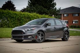 2013 ford focus st upgrades 2015 ford focus st with ford performance parts review