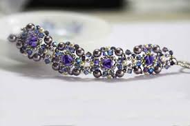 free bracelet beading patterns images Free beaded jewelry tutorials how to make bracelets with beads and jpg