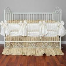 cream crib bedding foter
