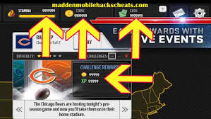 madden mobile hack and cheats now get your free coins cash