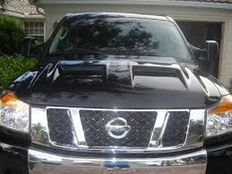 nissan armada for sale naples fl nissan titan forum view single post ram air hood painted and