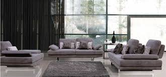 Modern Fabric Sofa Set EF  Fabric Sofas - Fabric modern sofa