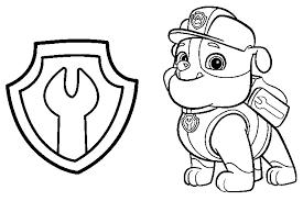 paw patrol 36 cartoons u2013 printable coloring pages
