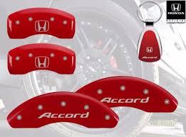 honda accord logo 2013 2015 honda accord logo brake caliper covers front rear
