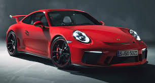 porsche 911 front the new 2018 porsche 911 gt3 myautoworld com