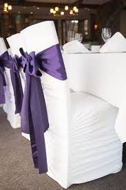 bows for chairs 63 best purple bows chair covers images on white within