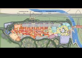 ibn battuta mall floor plan ibn battuta mall master plan architects orange a planning