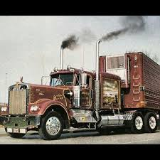brand new kenworth truck prices kenworth classic w900a ex with matchin reefer semi crazy