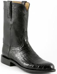 lucchese s boots size 11 lucchese classics l3150 rr mens ultra belly crocodile roper boots