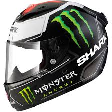 monster motocross helmets shark race r pro lorenzo monster mat kwr helmet motocard