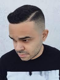 hard part hair men 25 hard part haircuts reviving an old classic