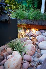 Garden Rocks Perth Karrinyup Garden Courtyards Cultivart Landscape Design