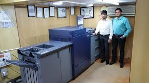 south india gets its first konica minolta c1100 machine