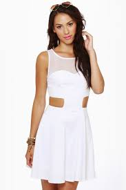 out dresses white dress tank dress backless dress 43 00