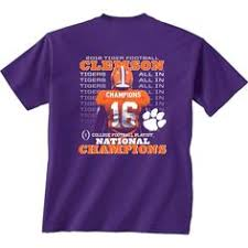 clemson national chionship snowflake ornament gallery