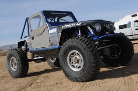 jeep buggy toyota chooses goodyear wrangler tires dupont usa