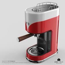 kitchen product design volkswagen coffee machine product design industrial design