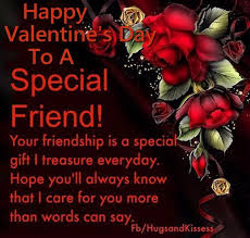happy valentines day to a special friend pictures photos and